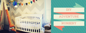 DIY Adventure Nursery